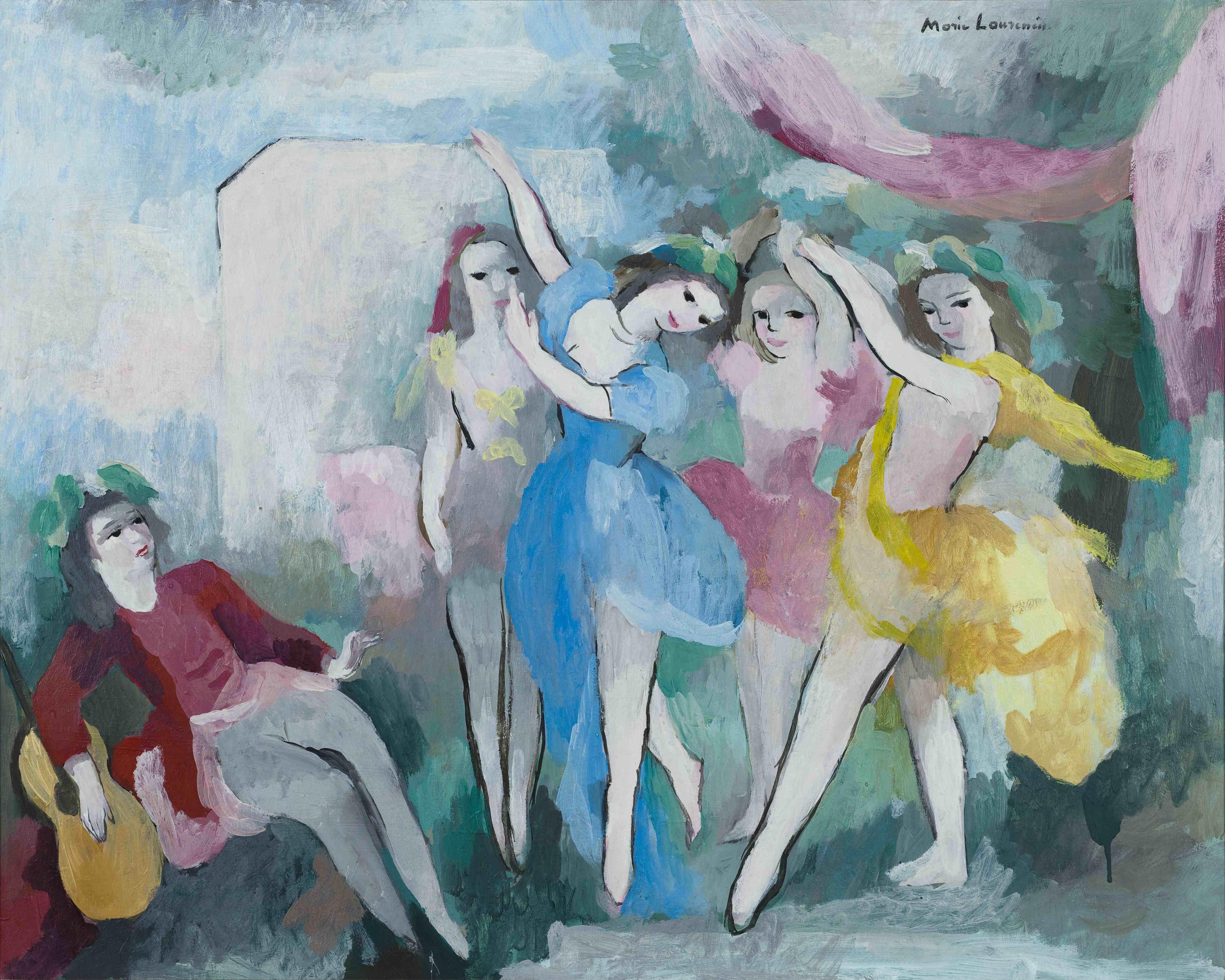 Marie Laurencin au Musée Marmottan-Monet : une exposition pour un public cible ?