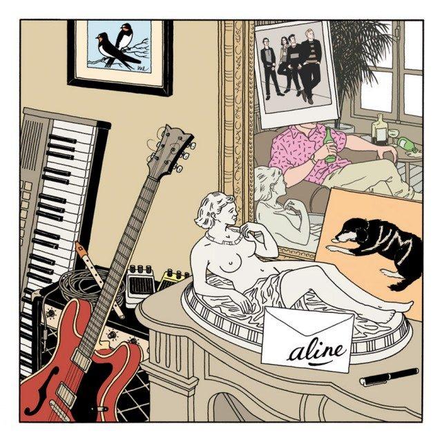 [Interview] Aline et le classicisme pop : « on a voulu revenir aux sources »