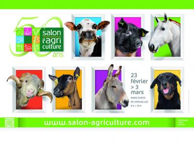 Les 10 incontournables de la semaine du 25 f vrier - Nombre de visiteurs salon de l agriculture ...