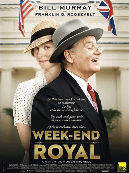 Critique : Week-end Royal, comédie (romantique) du pouvoir avec Bill Murray en Roosevelt