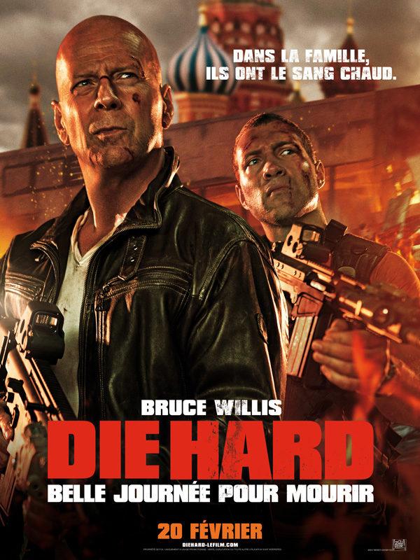 Critique: Die Hard 5, belle journée pour mourir. Immense déception et grande comédie involontaire