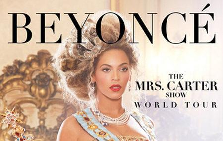 Beyoncé en concert à Paris le 24 et 25 avril 2013