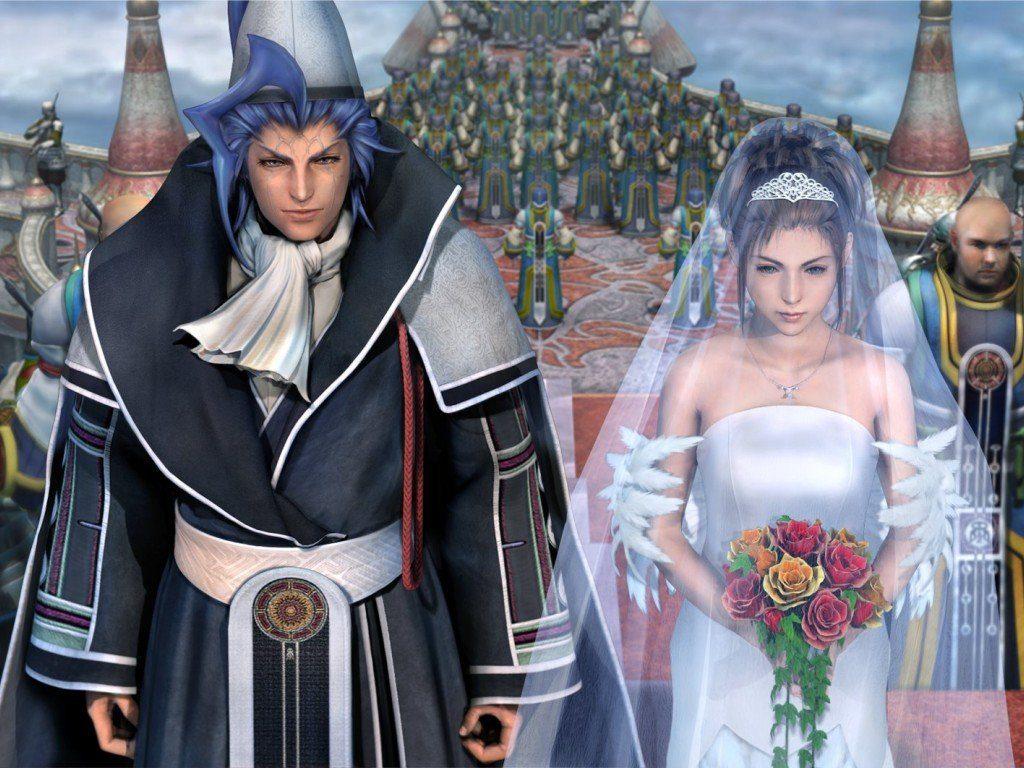Plus geek que geek, le mariage dans les jeux vidéo