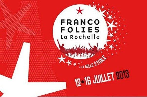 Les noms des Francofolies 2013 !