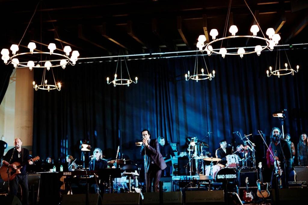 Live-Report : Push the Sky Away de Nick Cave & the Bad Seeds ou la floraison des mauvaises graines (11/02/2013)
