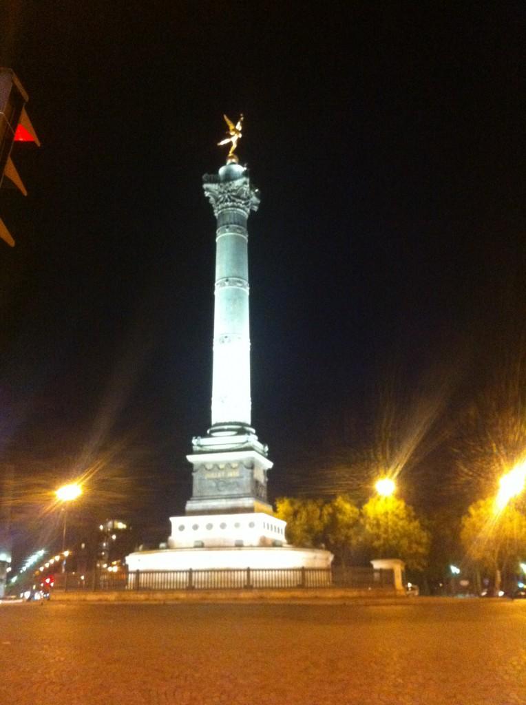 Paris : la ville éteint la lumière