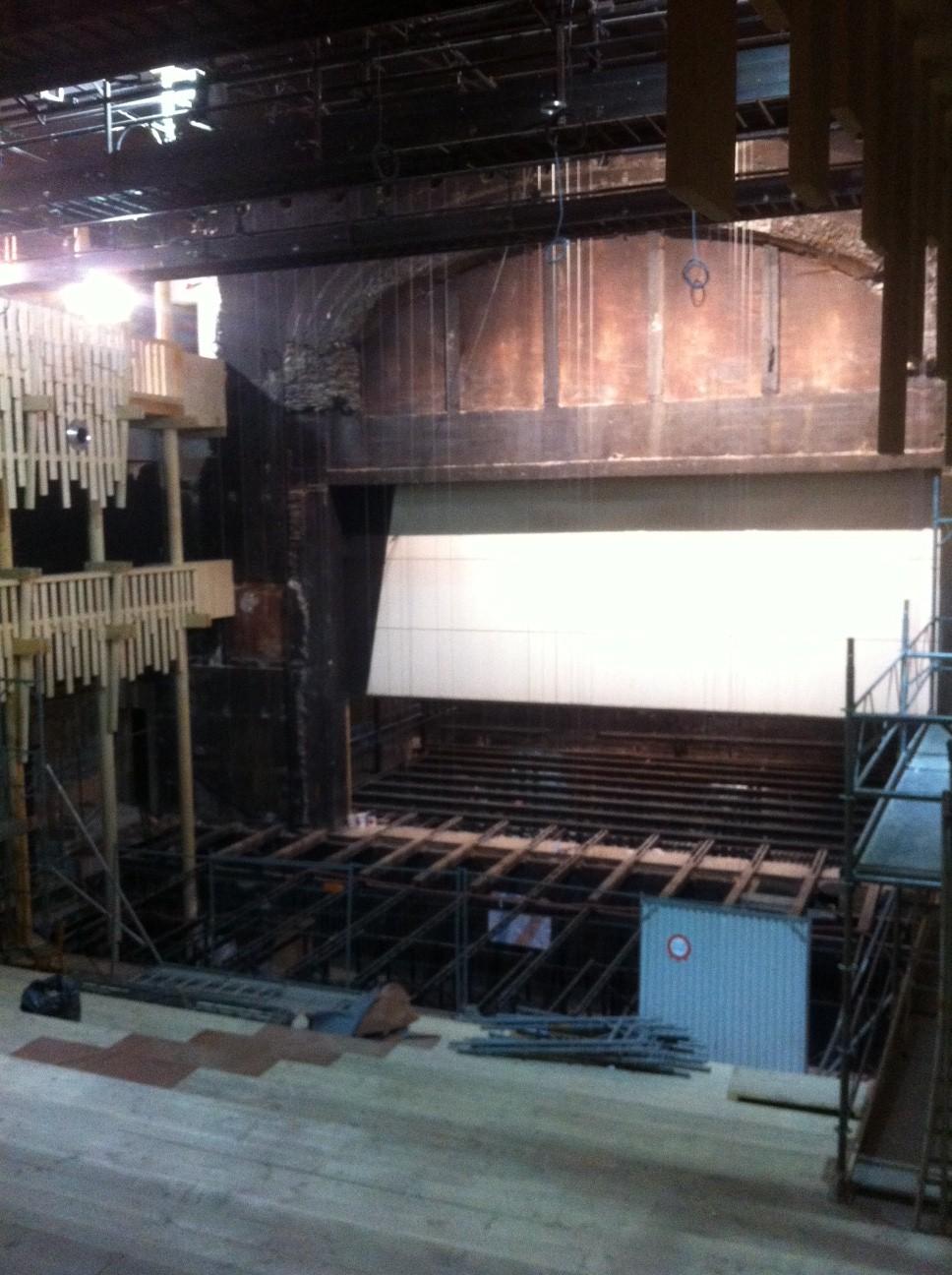 Le Théâtre Gérard Philipe retrouve sa libre circulation