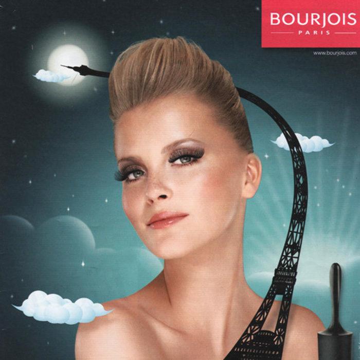 150 ans de maquillage Bourjois et bientôt une boutique