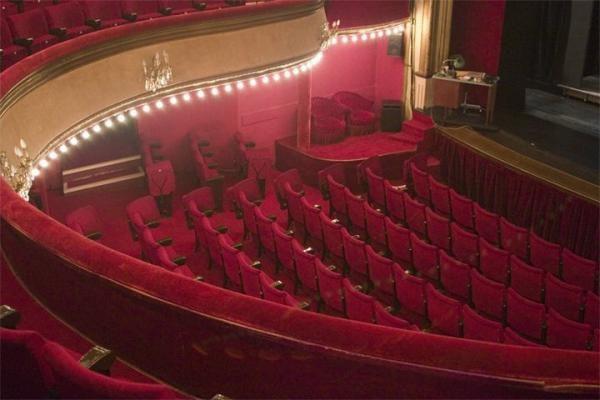 Théâtre Bouffes Parisiens