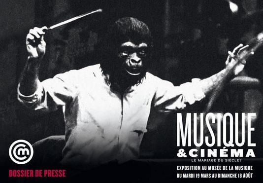 Expo : Musique et Cinéma, le mariage du siècle à la cité de la musique, passionante, enrichissante et dépaysante