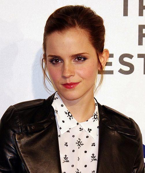 Emma Watson, héroïne de l'adapation au cinéma de <em></noscript>Fifty Shades of Grey</em> ?