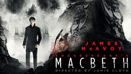 Macbeth au Trafalgar Studios à Londres : la production star du moment t !