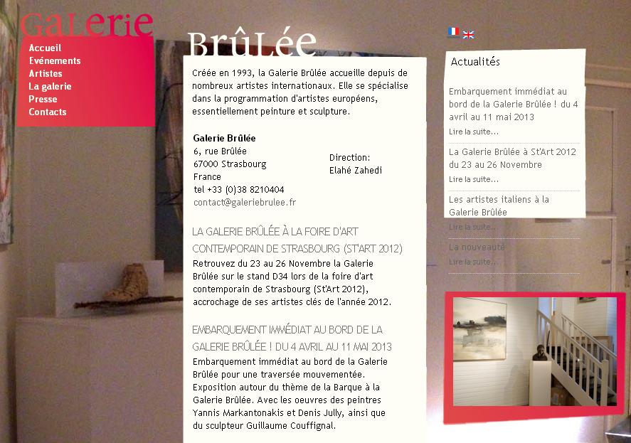 Galerie Brulée