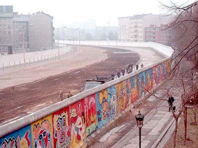Berlin veut garder son mur
