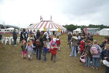 Rêve de cirque – Festival des Arts du Cirque
