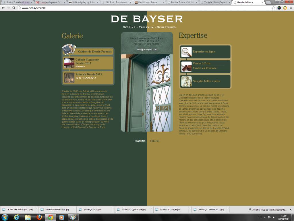 DE BAYSER