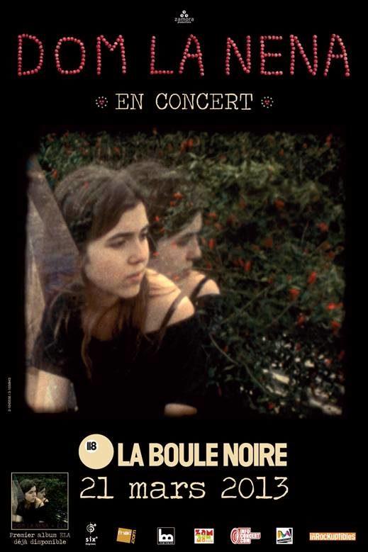 Gagnez 2×2 places pour le concert de Dom La Nena le 21 mars à la Boule Noire