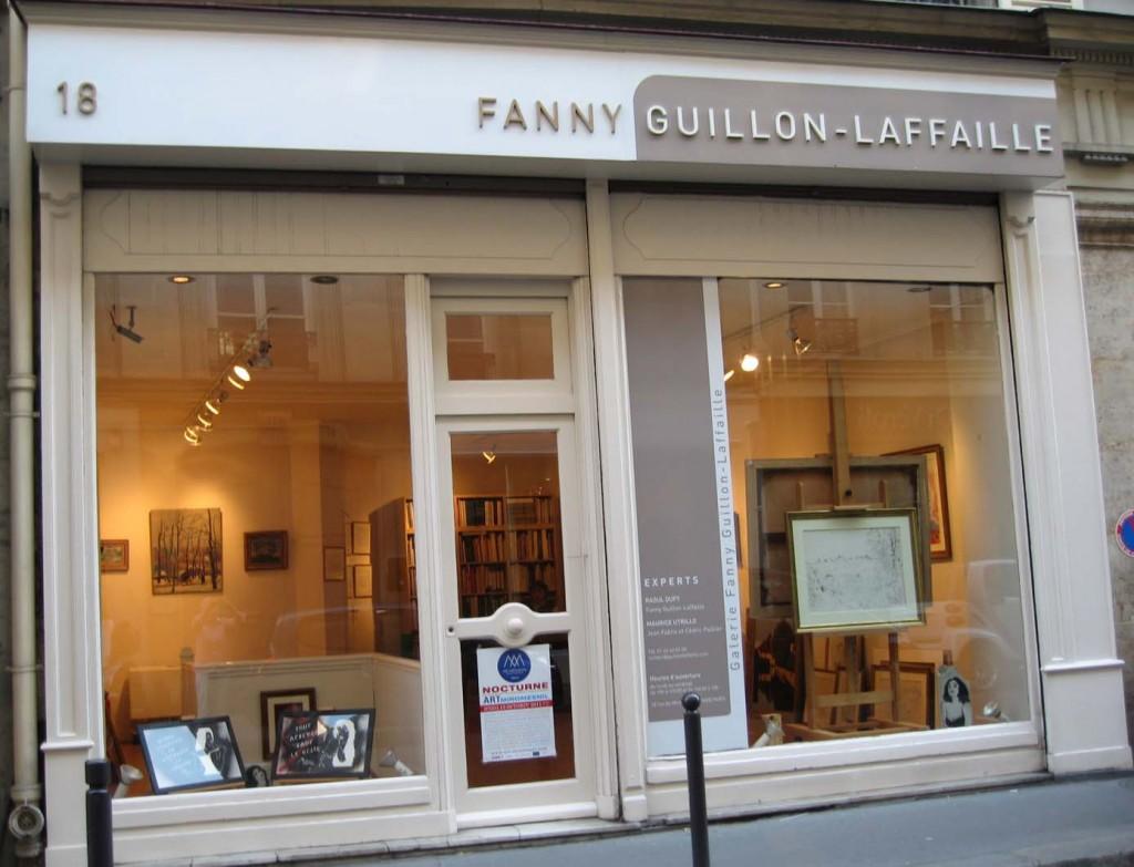 Galerie Guillon-Lafaille