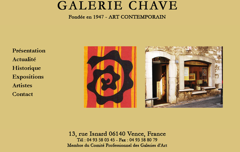 Galerie Chave