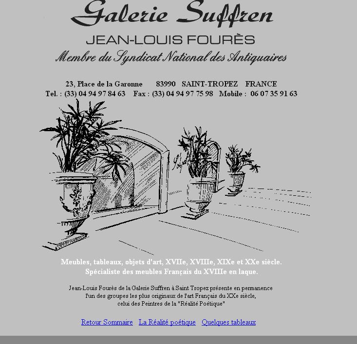 Galerie Suffren