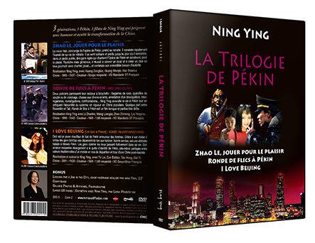 La trilogie de Pékin de Ning Ying est disponible en coffret DVD