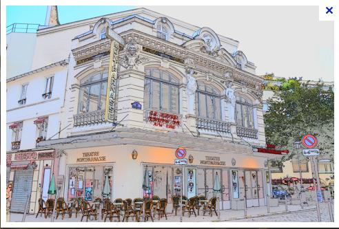 Petit Montparnasse