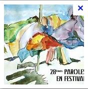 Paroles en Festival
