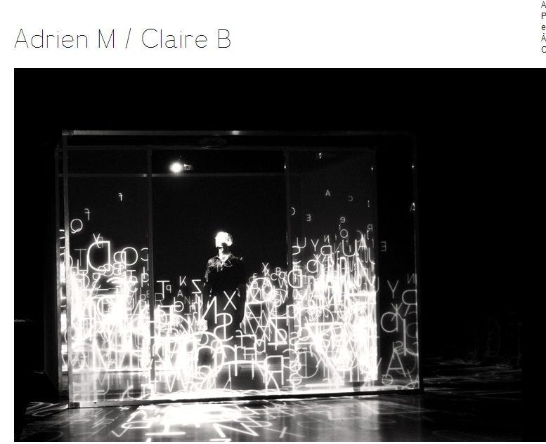 Adrien Mondot (Compagnie de théâtre)