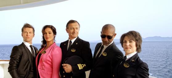 TF1 décide de déprogrammer sa série La Croisière