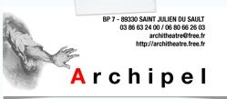 Archipel-Compagnie Christian Frégnet