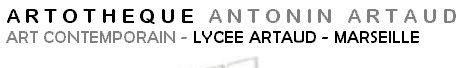 Artothèque Antonin Artaud