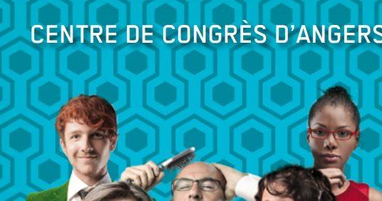 Auditorium du centre de congrès d'Angers