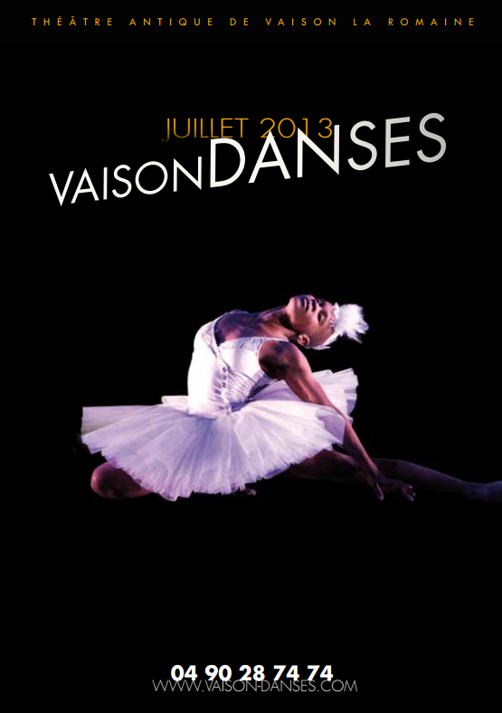 Festival Vaison Danses