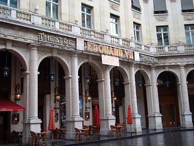 Théâtre Edouard VII Sacha Guitry