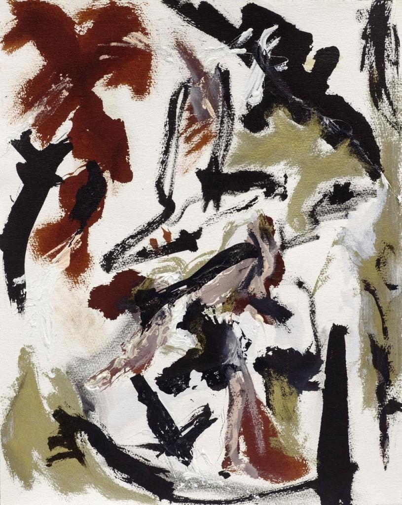 Don Van Vliet à la galerie Michael Werner