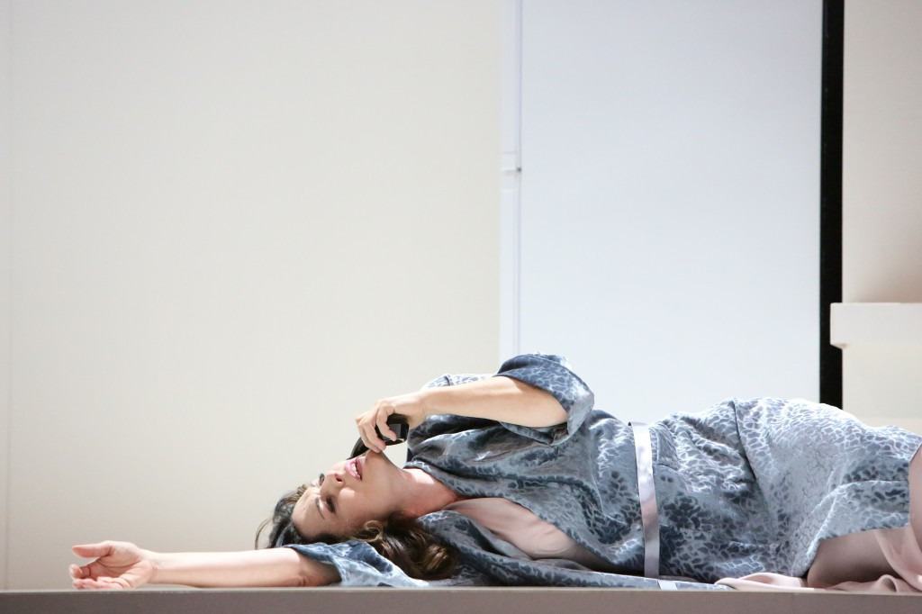 Le Secret de Suzanne et la Voix humaine, deux opéras réunis par l'Opéra Comique