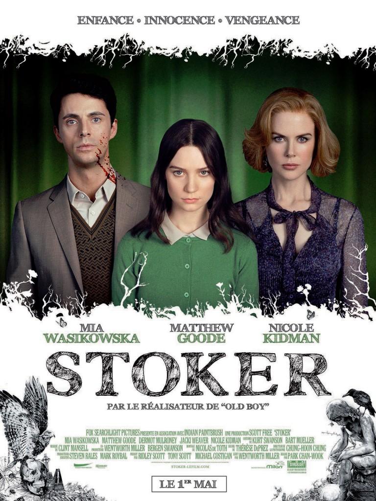 Sortie DVD «Stoker» : Park Chan-wook avec Nicole Kidman dans un thriller pervers savoureux