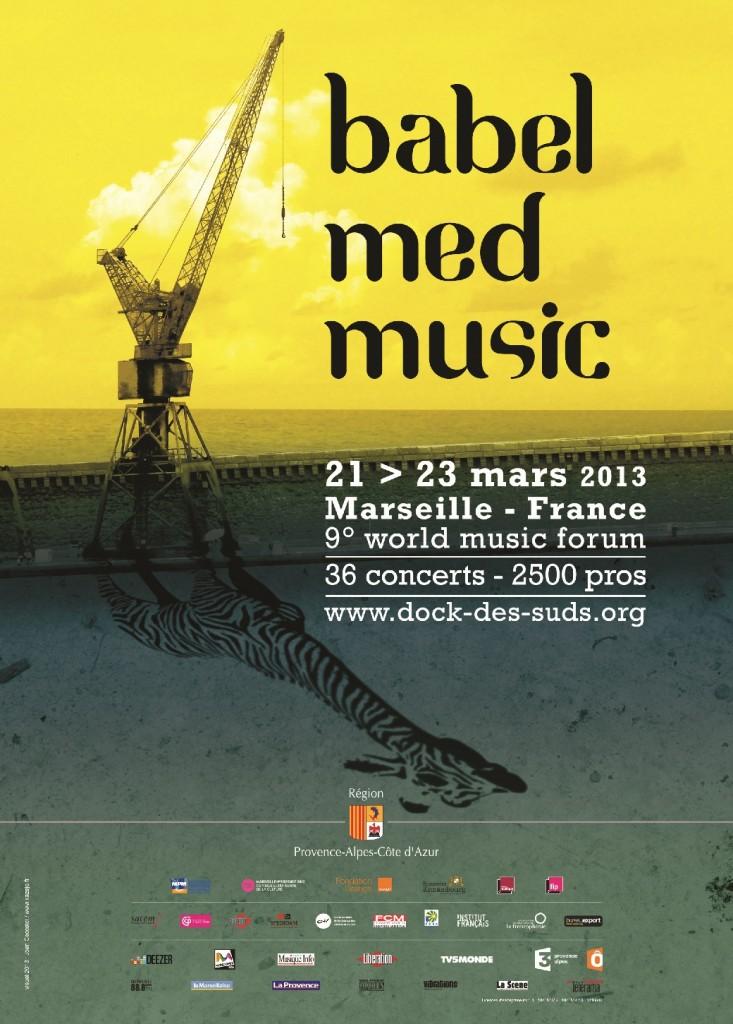 Babel Med Musique : Marseille accueille le monde