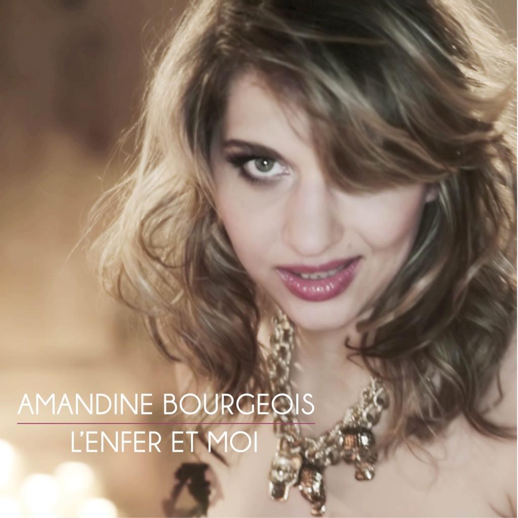 Amandine Bourgeois chantera «L'enfer et moi!» pour la France à l'Eurovision