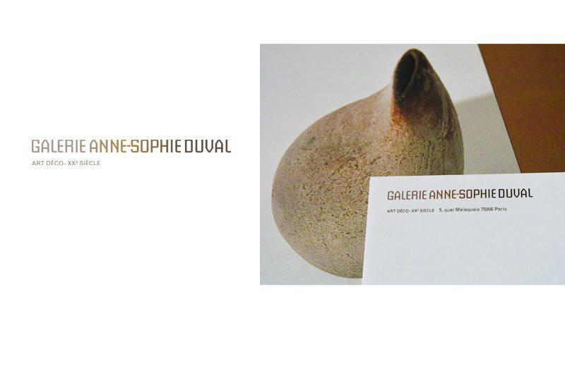 Galerie Anne-Sophie Duval