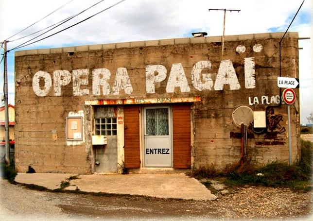 Opéra Pagaï