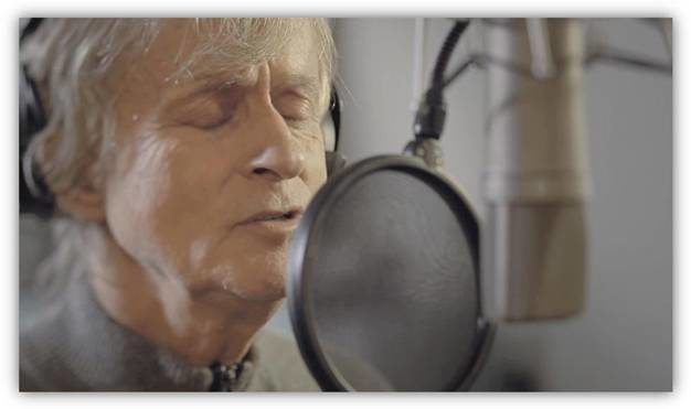 Comment ne pas être amoureux de vous, une vidéo douce de Dave pour le film Une chanson pour ma mère