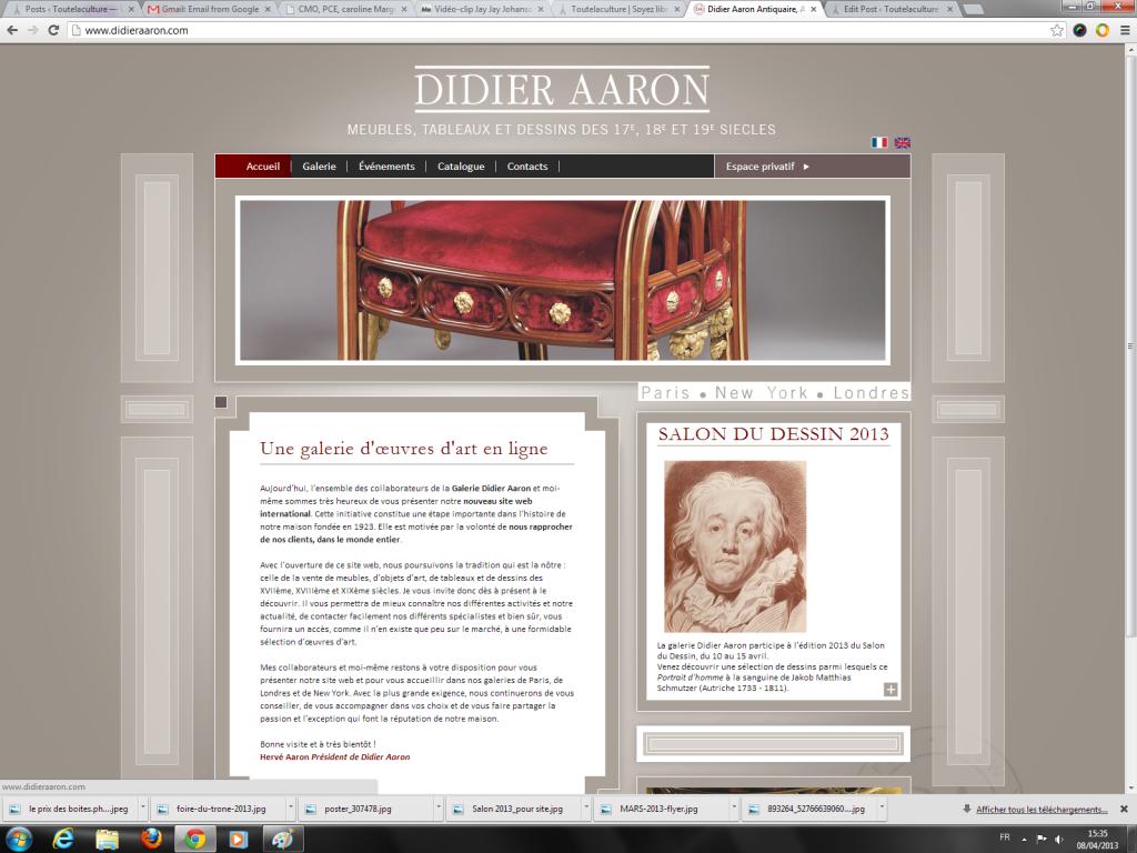 DIDIER AARON & Cie