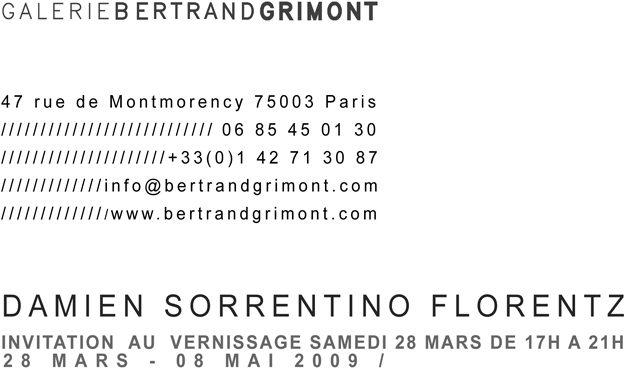 Galerie Bertrand Grimont