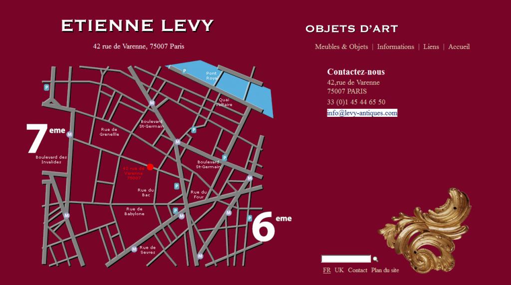 Galerie Etienne Lévy