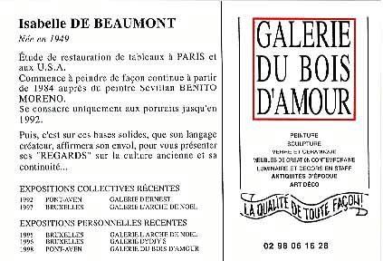 Galerie du Bois d'Amour