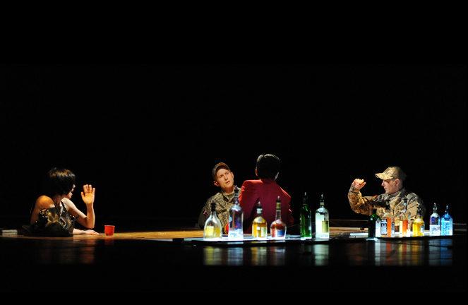 Jeux de cartes, le théâtre à 360° de Robert Lepage