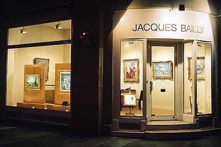 Galerie Matignon Saint Honoré