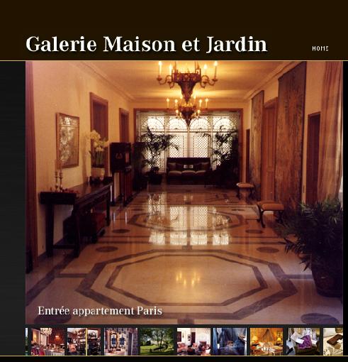 Galerie Maison et Jardin