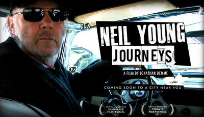 « Journeys» un film sur Neil Young
